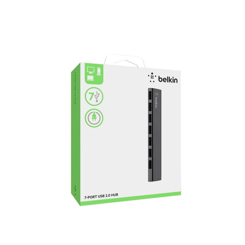 【香港行貨】 Belkin F4U041ak Drumstick Power USB Hub
