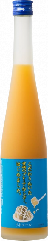 超人氣日本篠崎 - 頂級芒果梅酒 500ML