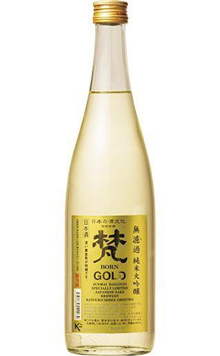 梵 GOLD 純米大吟釀 720ML