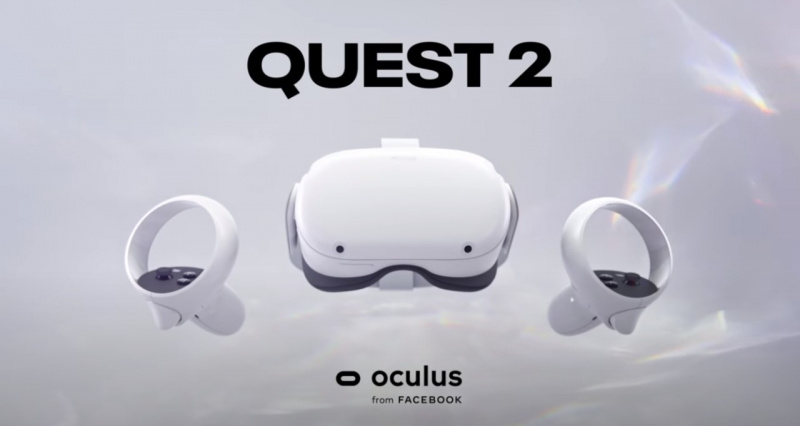 Oculus Quest 2 - Advanced All-in-one Virtual Reality Headset 獨立式VR 頭戴式裝置