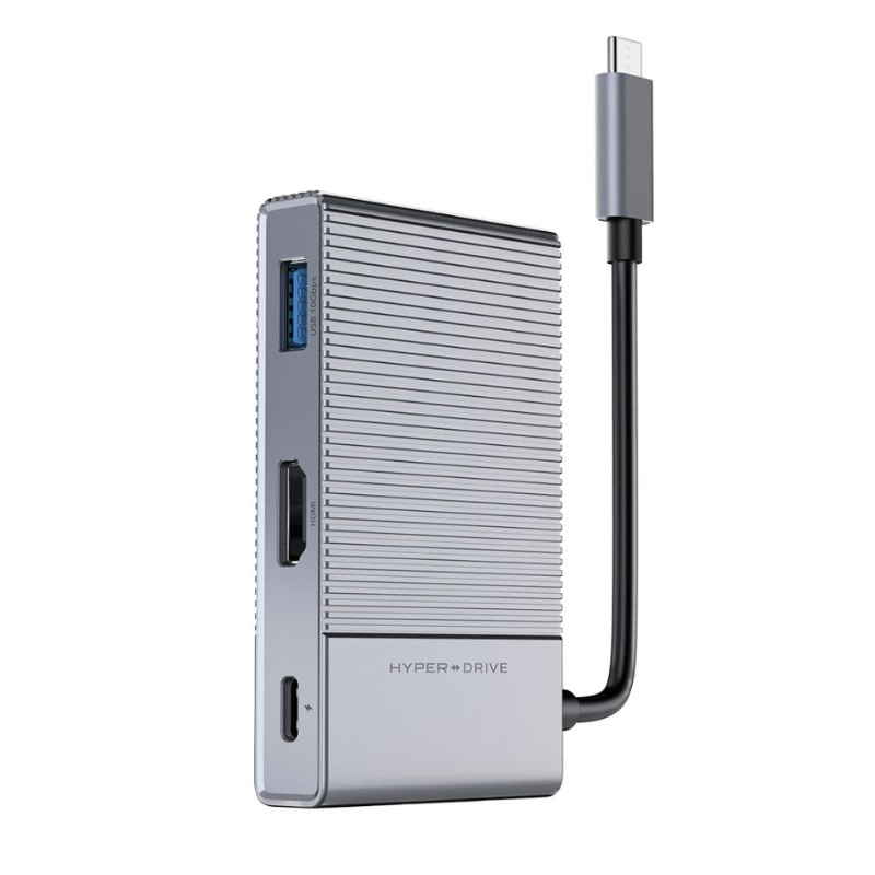 【香港行貨】 HyperDrive GEN2 6合1 USB-C集線器 G206