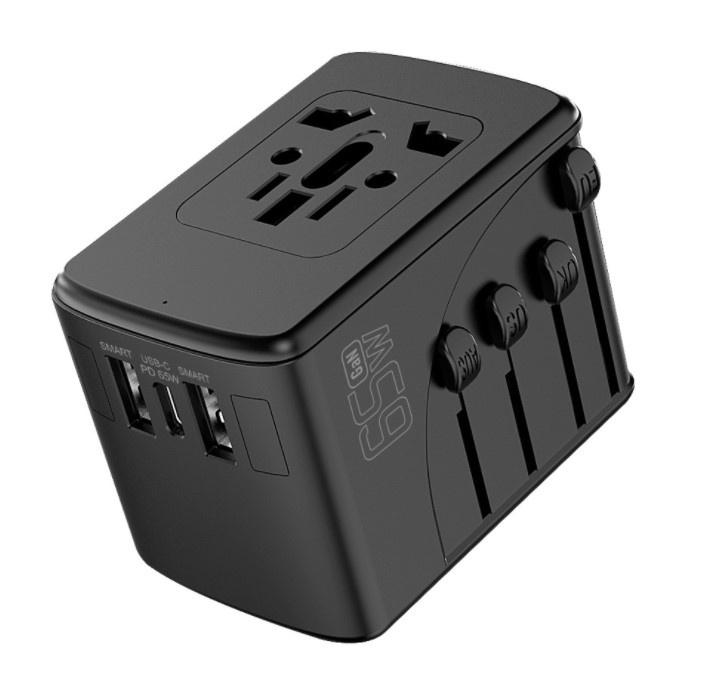 Ouliyo 65w快充氮化鎵GaN充電器 [2色]
