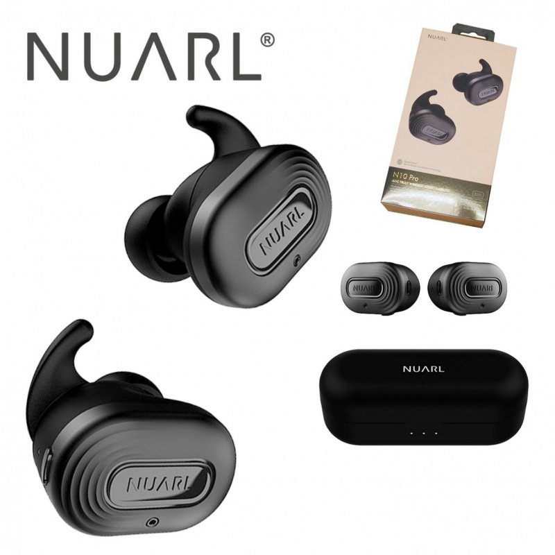 NUARL - N10 Pro 主動降噪 ANC 真無線藍牙耳機