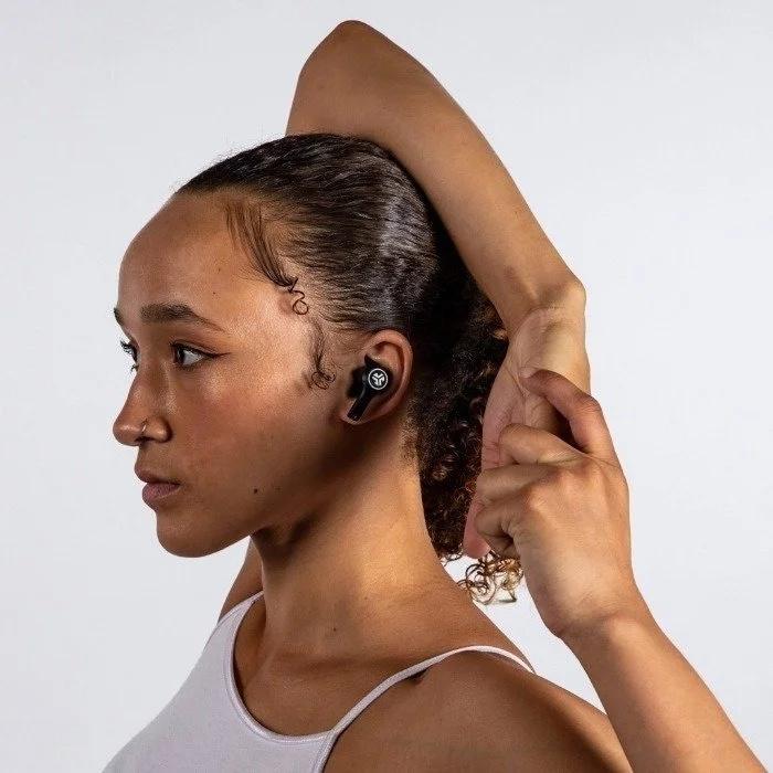 美國JLab Audio Epic Air ANC真無線藍芽耳機