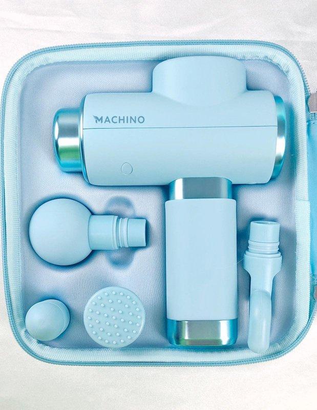 Machino Pocket+ 輕巧迷你按摩槍 [2色]