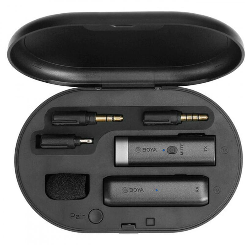 BOYA BY-WM3U 2.4GHz無線麥克風(for USB-C)