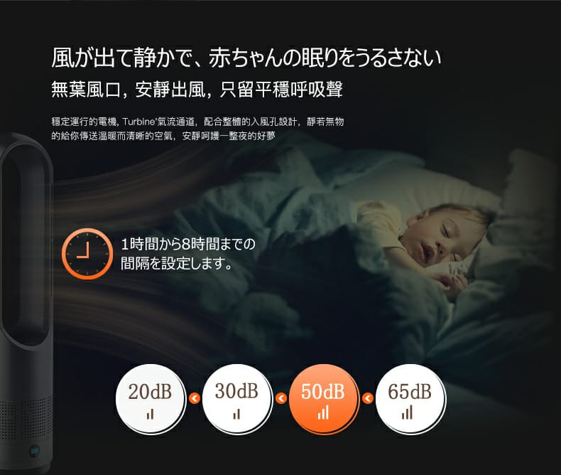 [預購]iHomey 2 in 1 冷暖無葉暖風扇 AM-018JR