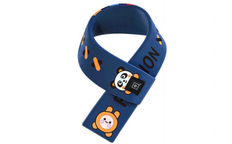 Koool 石墨烯智能發熱护颈热敷圍巾 USB 《4色》