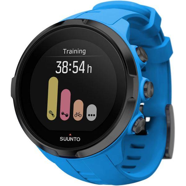 Suunto Spartan Sport Wrist HR GPS腕錶 英文版 藍色 水貨