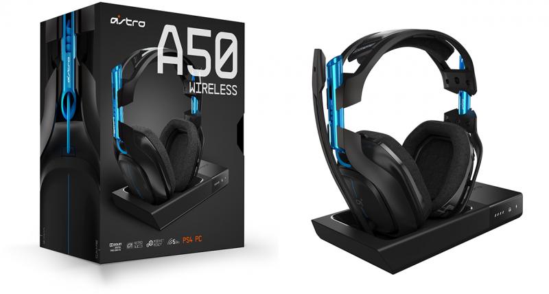 聖誕特價!!! Astro A50 Headset with Base Station 第三代頭戴式耳機