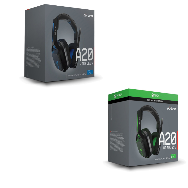 Astro A20 Gaming Headset with mixamp [兩款]