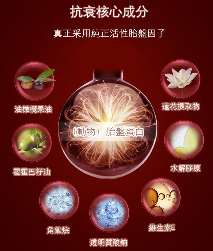 ELLECIME 純活性胎盤素護膚乳液