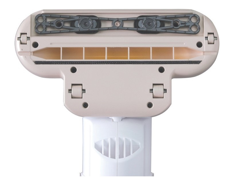 IRIS OHYAMA 第三代 超輕量除塵蟎吸塵機 IC-FAC3 (粉白色)