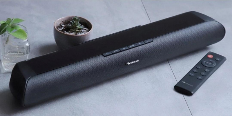 NAKAMICHI - Soundstation 7 Lite 2.0聲道藍牙音箱喇叭