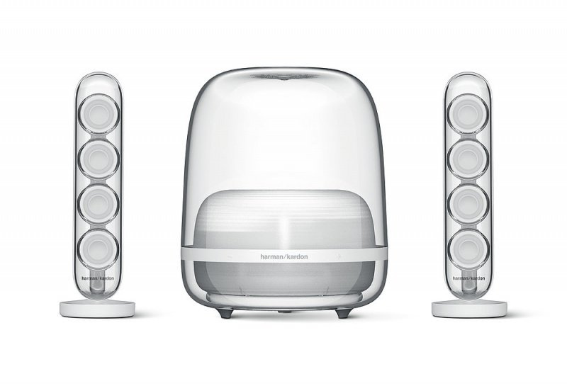 Harman/Kardon - SoundStick 4 Wireless 無線藍牙喇叭 - White