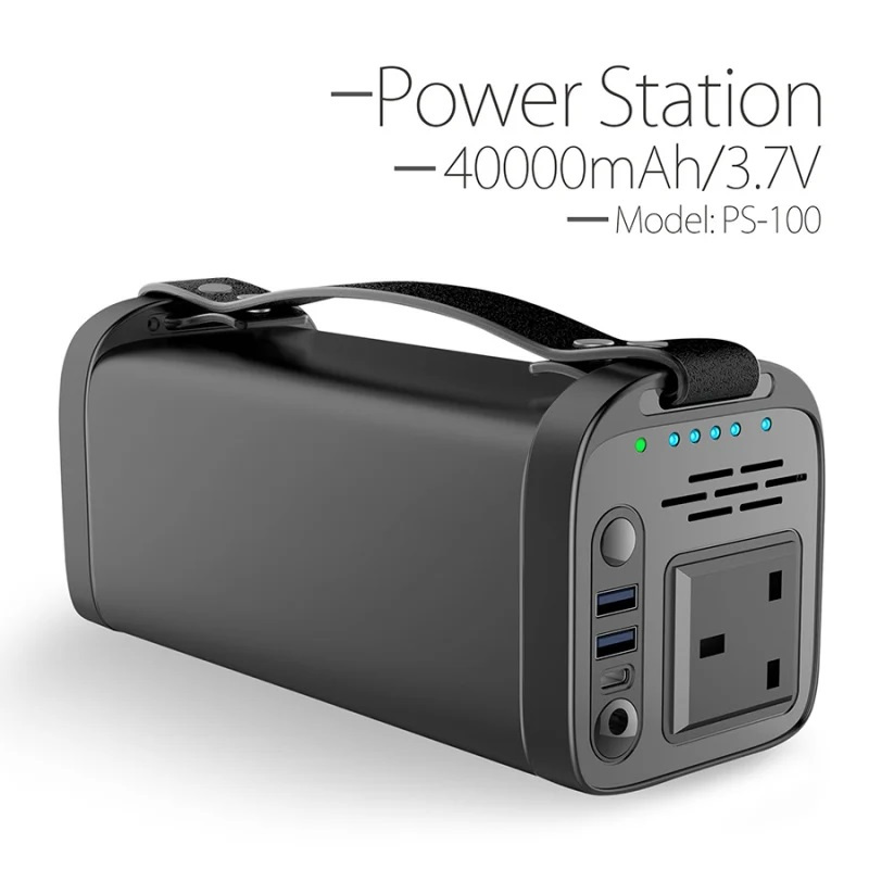 JYF 100W Multi-Functional Energy Storage Power Supply 多功能儲能電源 PS100