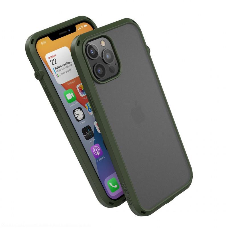 Catalyst - 美國軍工級高防護力裝甲抗衝擊外殼 Influence Iphone 12 mini / 12/12 Pro / 12 Pro Max