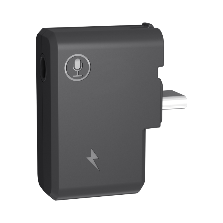 Insta360 ONE X2 Microphone Adapter 麥克風轉接頭
