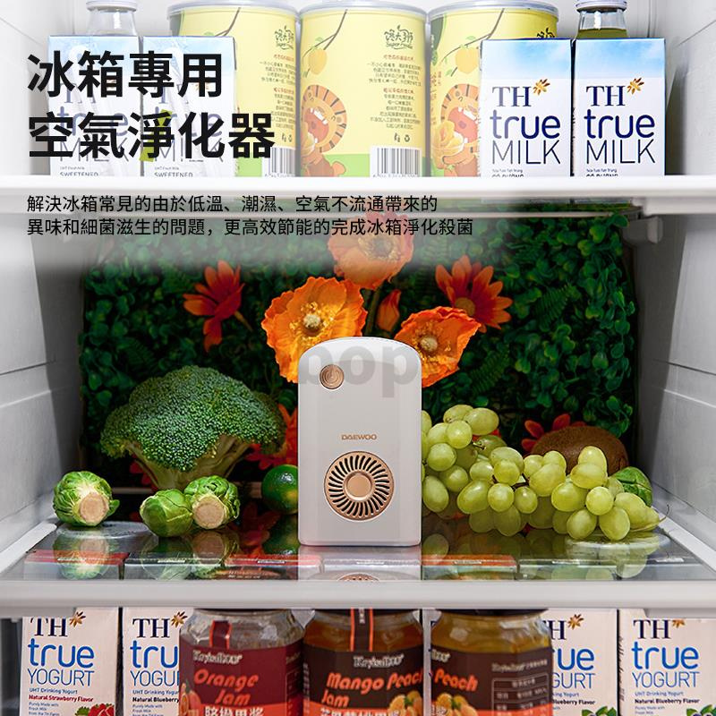 韓國DAEWOO 冰箱殺菌除味器3-5天發出