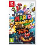 Nintendo Switch - 超級瑪利歐 3D 世界 + 狂怒世界