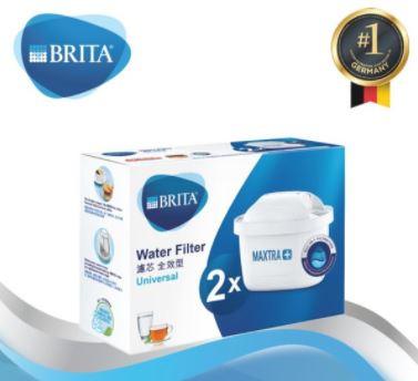 Brita Maxtra+ Universal Filter Cartridge 濾芯 (2個裝)