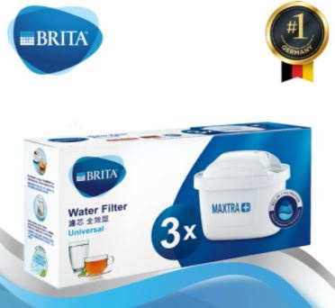 Brita Maxtra+ Universal Filter Cartridge 濾芯 (3個裝)