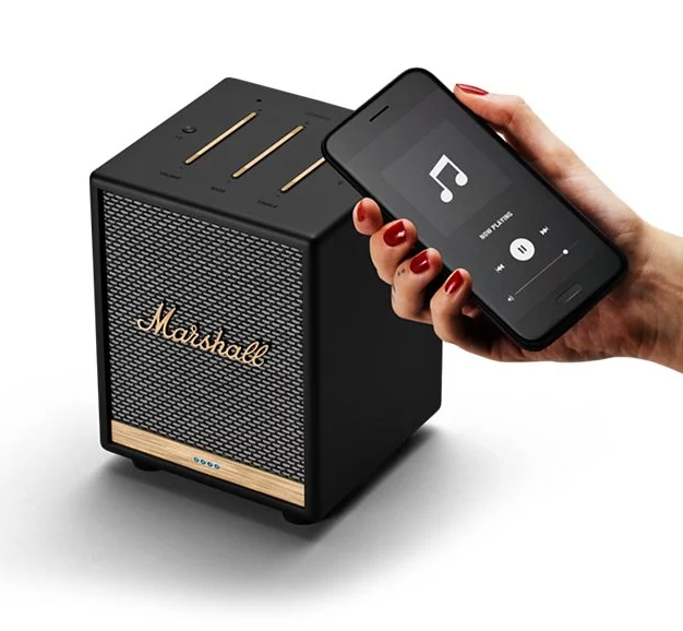 Marshall Uxbridge (with Google Assistant) 智能喇叭