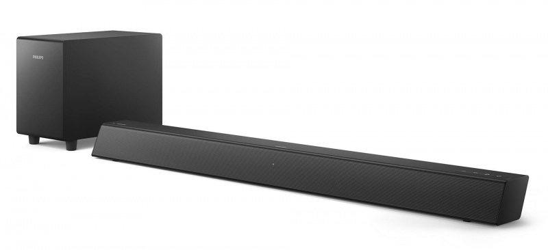 Philips 2.1聲道 環繞音響SoundBar TAB5305/96
