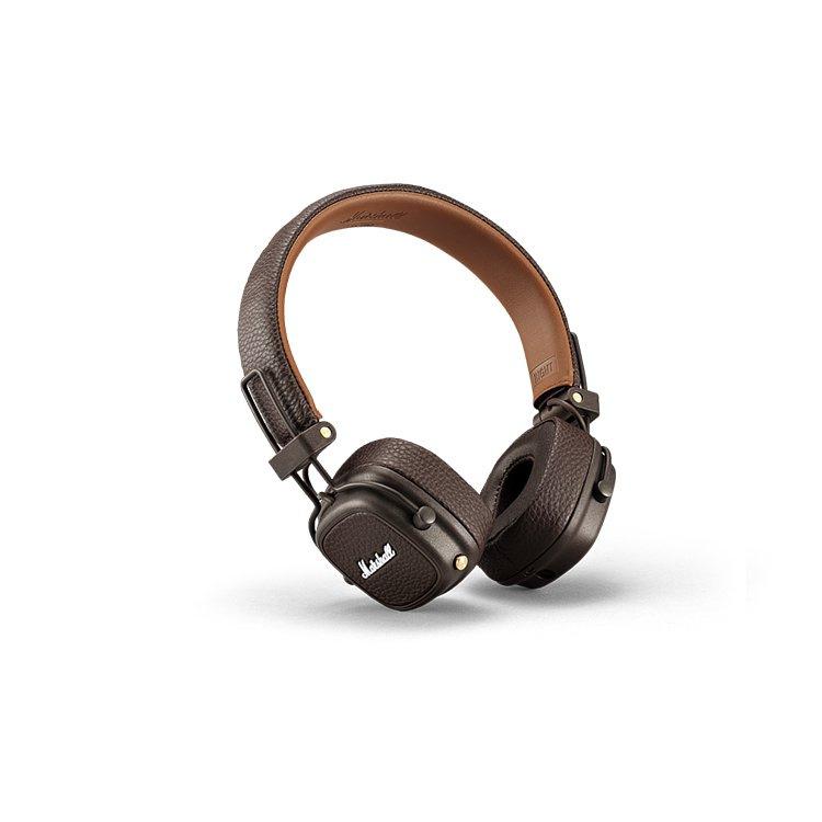 MARSHALL - Major III 40 mm dynamic 無線藍牙耳機頭戴式耳機 - 3色