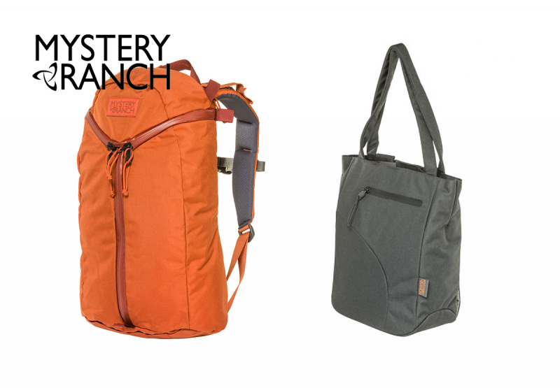 Mystery Ranch Urban Assault 21 背包 + Ramble Tote 背包, 1+1 套裝