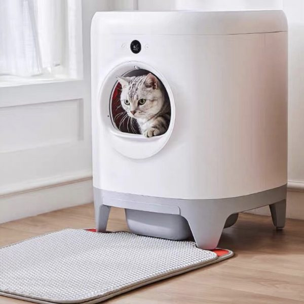 Petkit - Pura X智能除臭殺菌自動貓廁所/砂盆