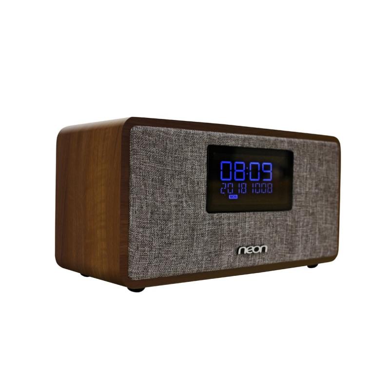 Neon Bluetooth Radio Dual Alarm system MS260 藍牙音響