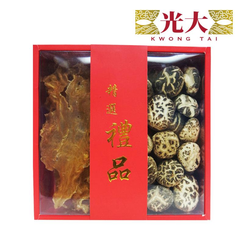光大 精選禮盒 (鱈魚膠 + 冬菇)