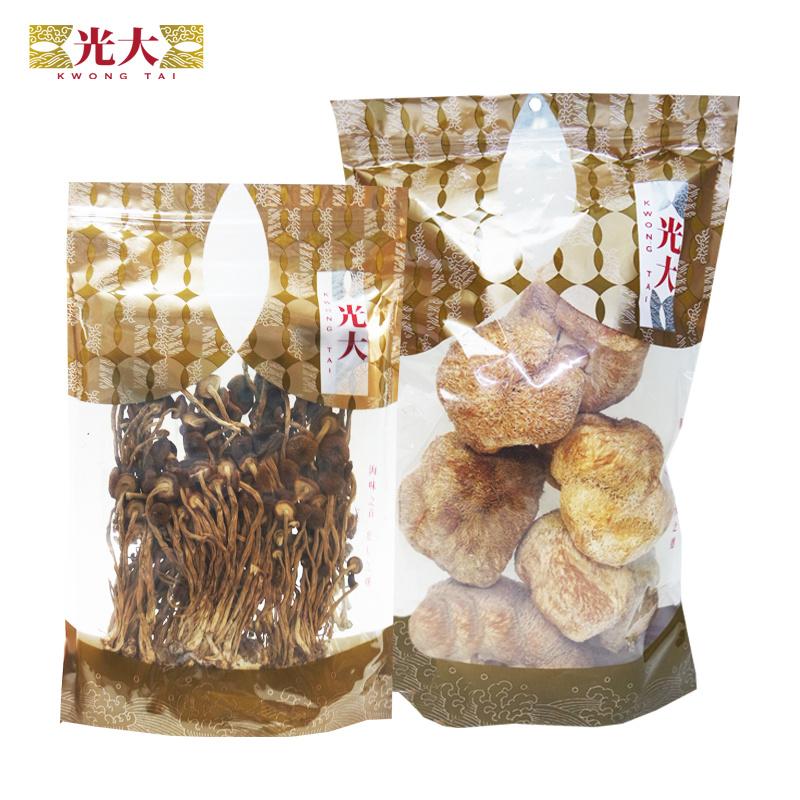光大 茶樹菇 (120克) + 猴頭菇 (6兩裝)