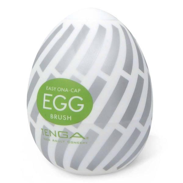 TENGA EGG BRUSH 刷頭扭蛋飛機蛋 (EGG-015)