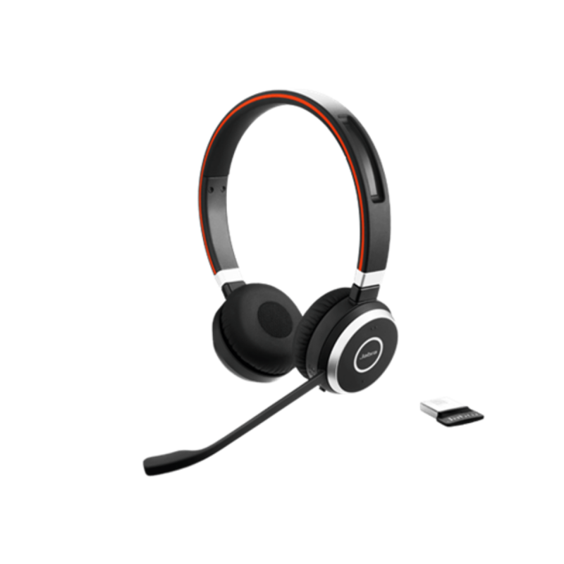 Jabra - Evolve 65 UC MS 藍牙無線立體聲SME頭帶式耳機
