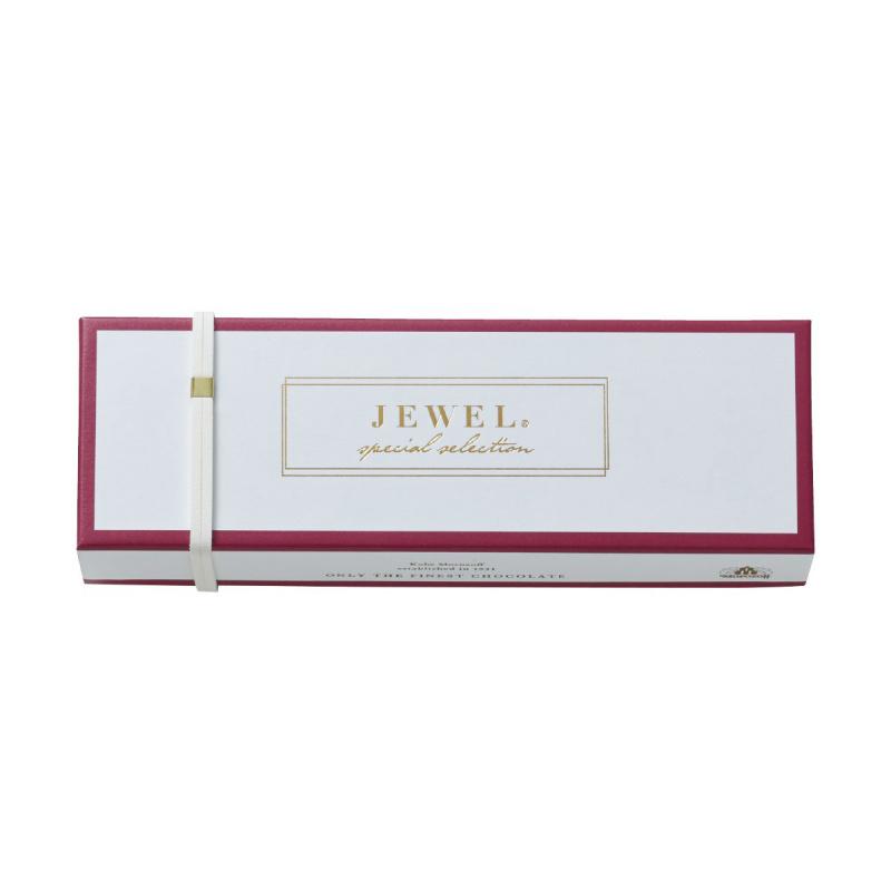 日版Morozoff 寶石華倫 士多啤梨草莓 朱古力禮盒 (1盒5粒)【市集世界 - 日本市集】