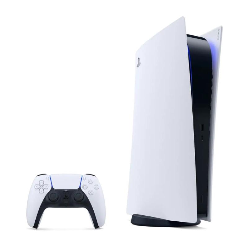 SONY 索尼 PlayStation® 5 數位版 遊戲主機