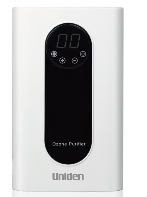 日本Uniden - 臭氧空氣及蔬果消毒機 負離子淨化器 HA5001