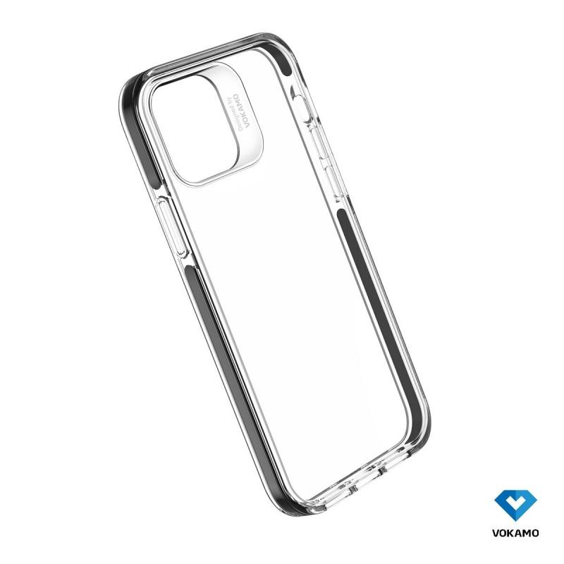 VOKAMO Smult Antibacterial for iPhone 12 mini / 12/12 Pro / 12 Pro Max 抗菌防撞 手機外殼