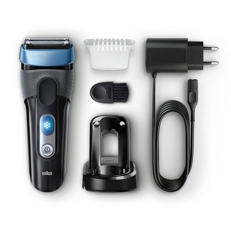 百靈牌 (Braun) Series 3 CoolTec CT2s 全球首款冰感科技乾濕兩用電鬚刨 ⚡️