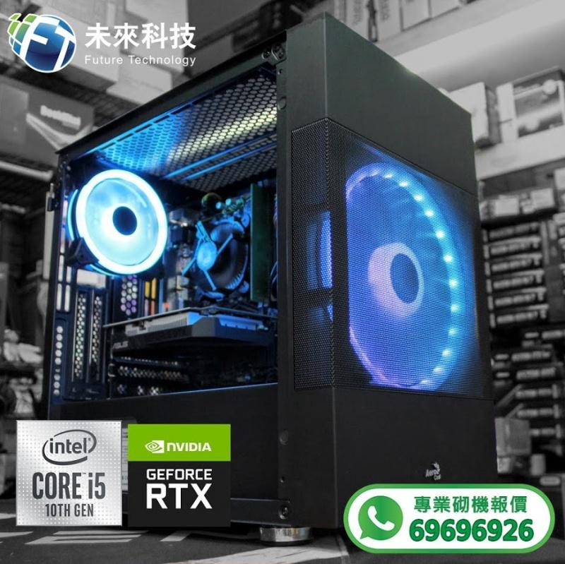【📞Whatsapp:69696926 專業組裝電腦 全網最平 💡最快四小時內送到🚀】Intel Core I5-10400F處理器 / ASUS PRIME H410M-E主機板/ LEXAR DDR4 8GB 2666MHz UDIMM 高速記憶體/ PNY CS3030 500GB M.2 2280 SSD
