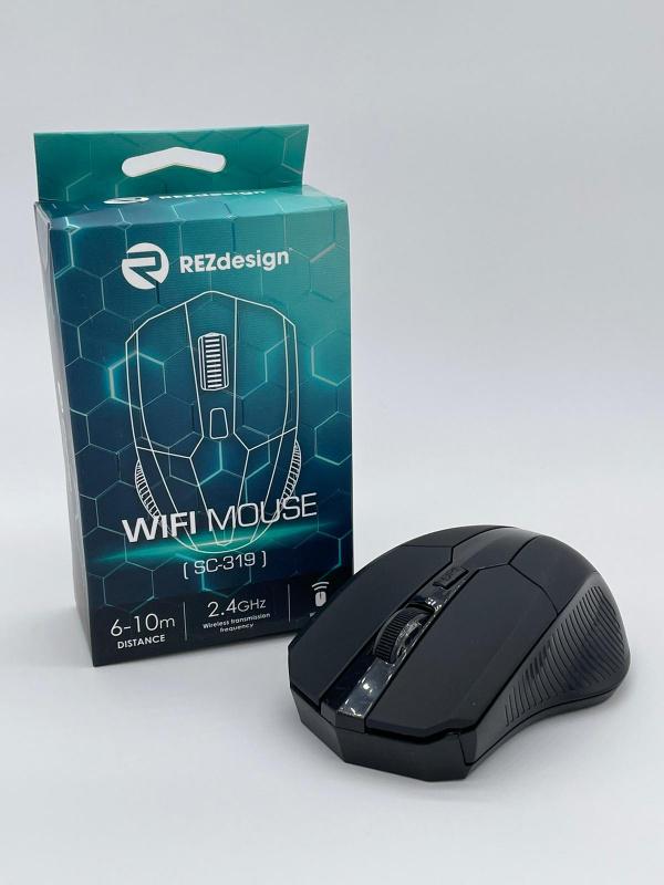 REZdesign Wireless Mouse 無線滑鼠