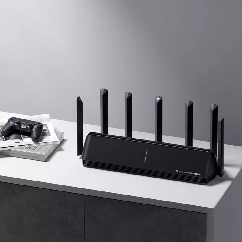 小米路由器 AX6000 WiFi6增強版 2-5天發出