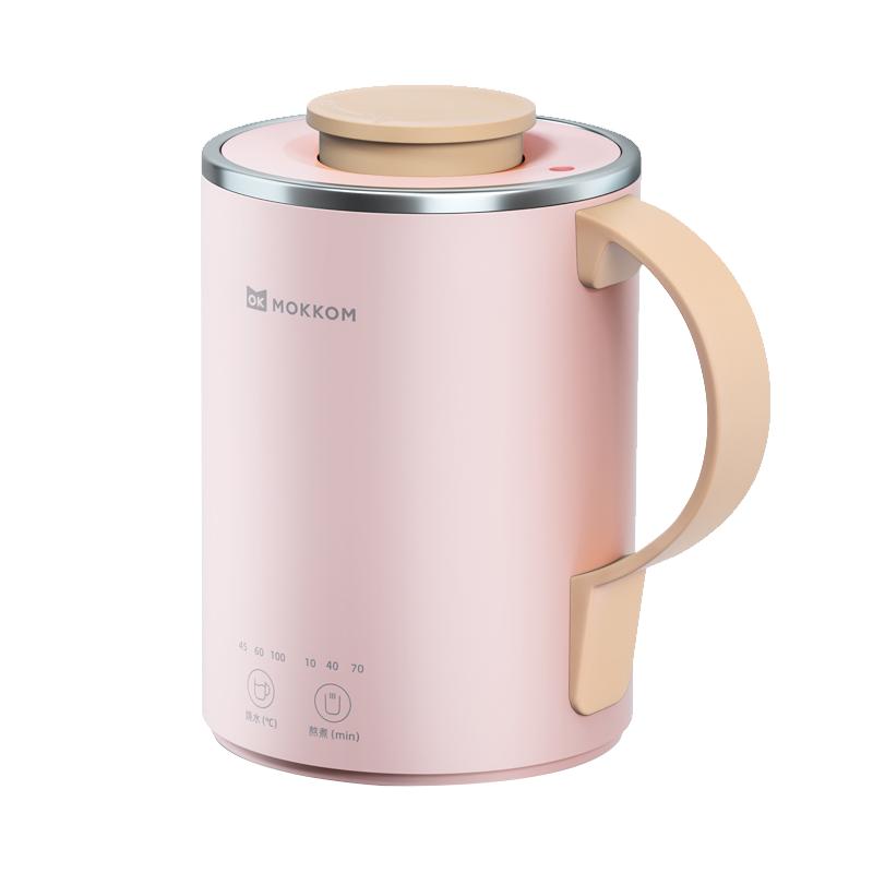 MOKKOM MK-387 多功能萬用電煮杯 [帶茶隔] [3色]