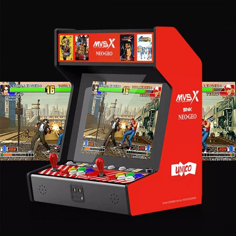 SNK正版授權 MVSX經典對戰街機17''超大遊戲機 3-7天發出