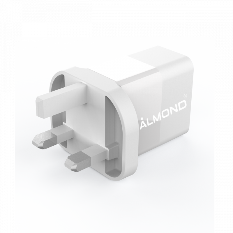 ALMOND PD020UK PD 20W 快速充電器