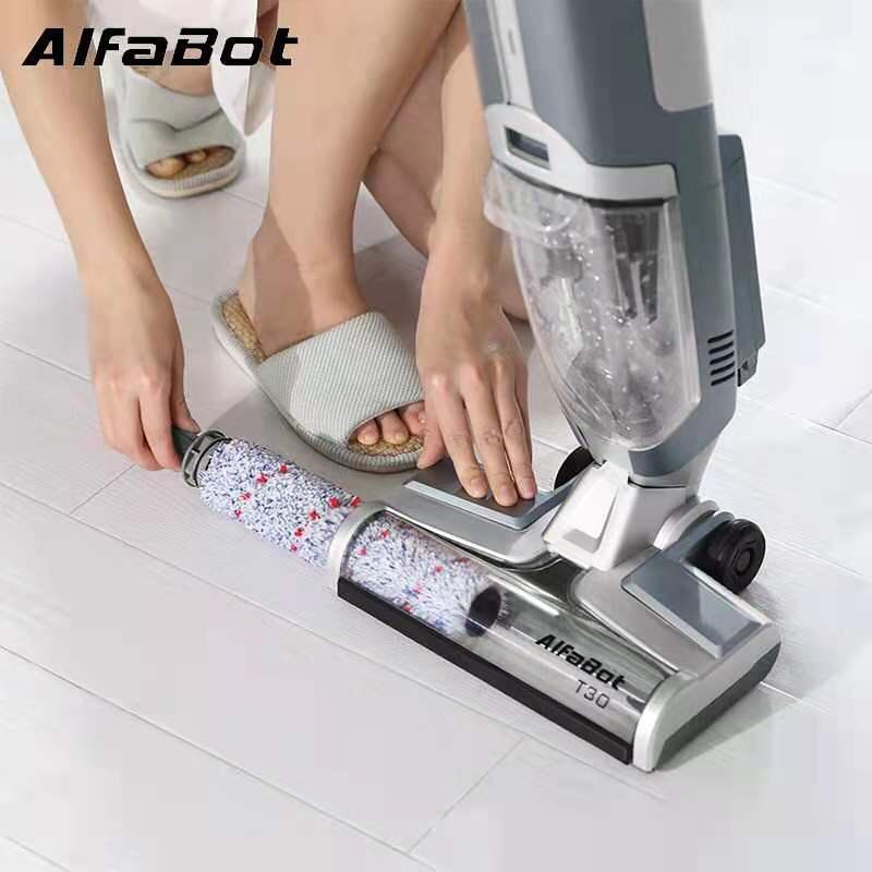 Alfabot T30 乾濕兩用無線真空吸塵機 | 吸拖洗一體 ((現貨))