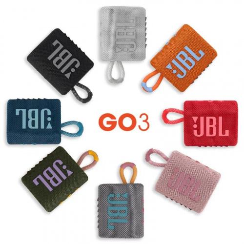 JBL Go3 全防水藍牙喇叭 [多色]