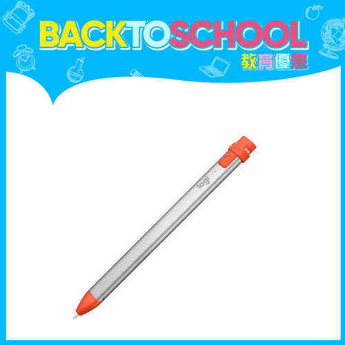 Logitech Crayon 數碼觸控筆